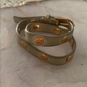Tory Burch wrap bracelet